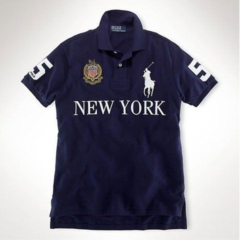 ralph lauren polo shirts new york
