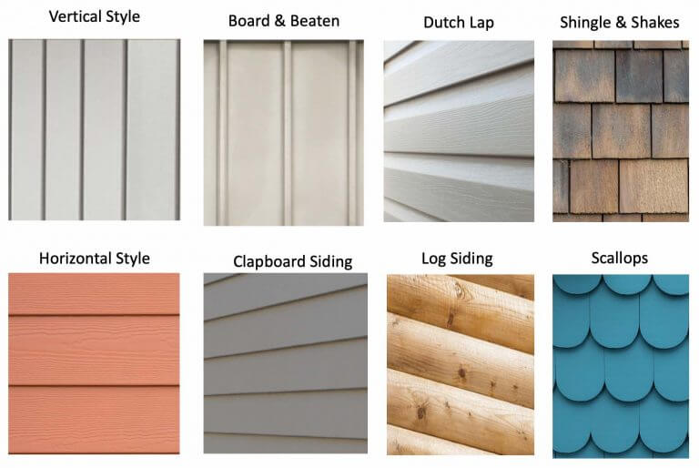 Vinyl Siding Types Of Vinyl Siding Low Cost Compare To Wood
