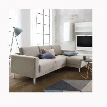 Cleveland kanapé ottománnal balos bézs – Kanapék - ID Design ...