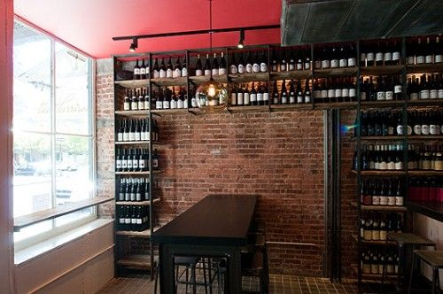 Touring The New Terroir Outpost In Tribeca Bar Interior Wine