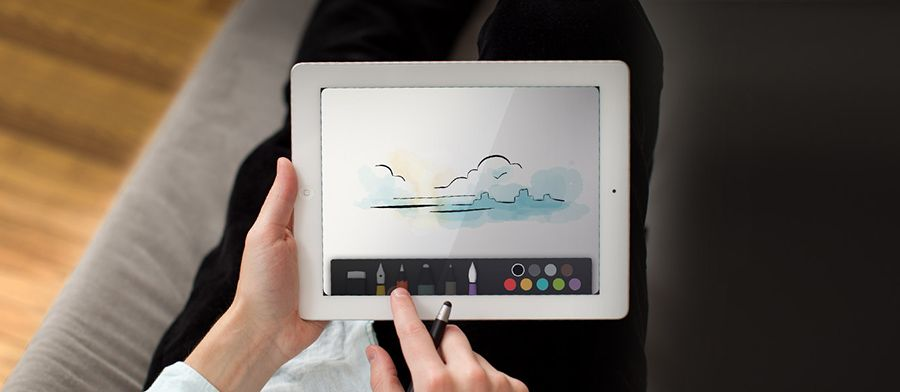 Paper by FiftyThree | Paper app, Ipad drawing app, Ipad apps