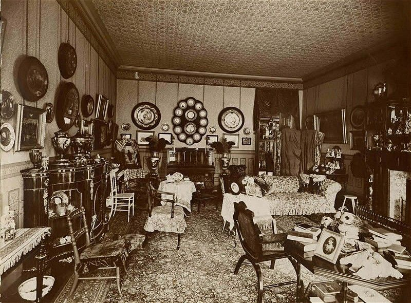 Messy Living Room Victorian Houses Rooms And Furniture Pinterest Living Rooms Room And