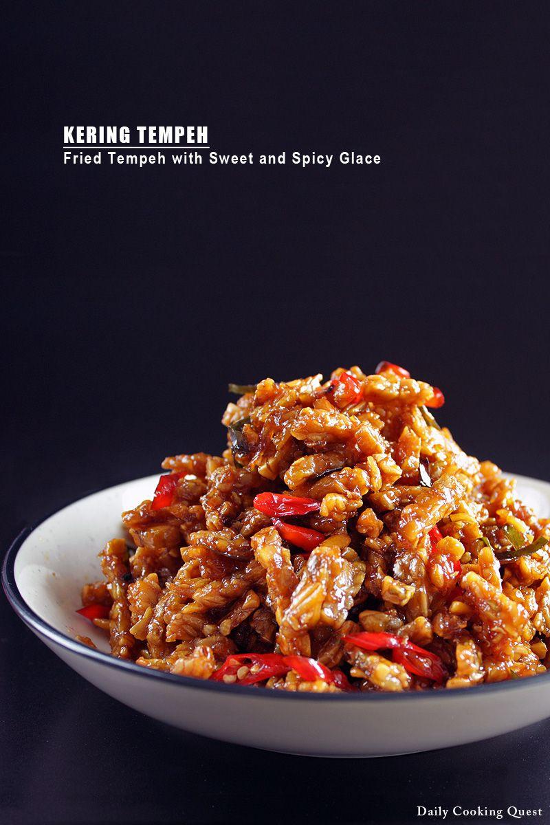 8 Vegan Indonesian Recipes in 2020 Tempeh recipes