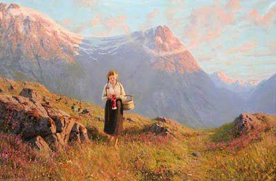 Romantikken Romantikken Maleri Bilder