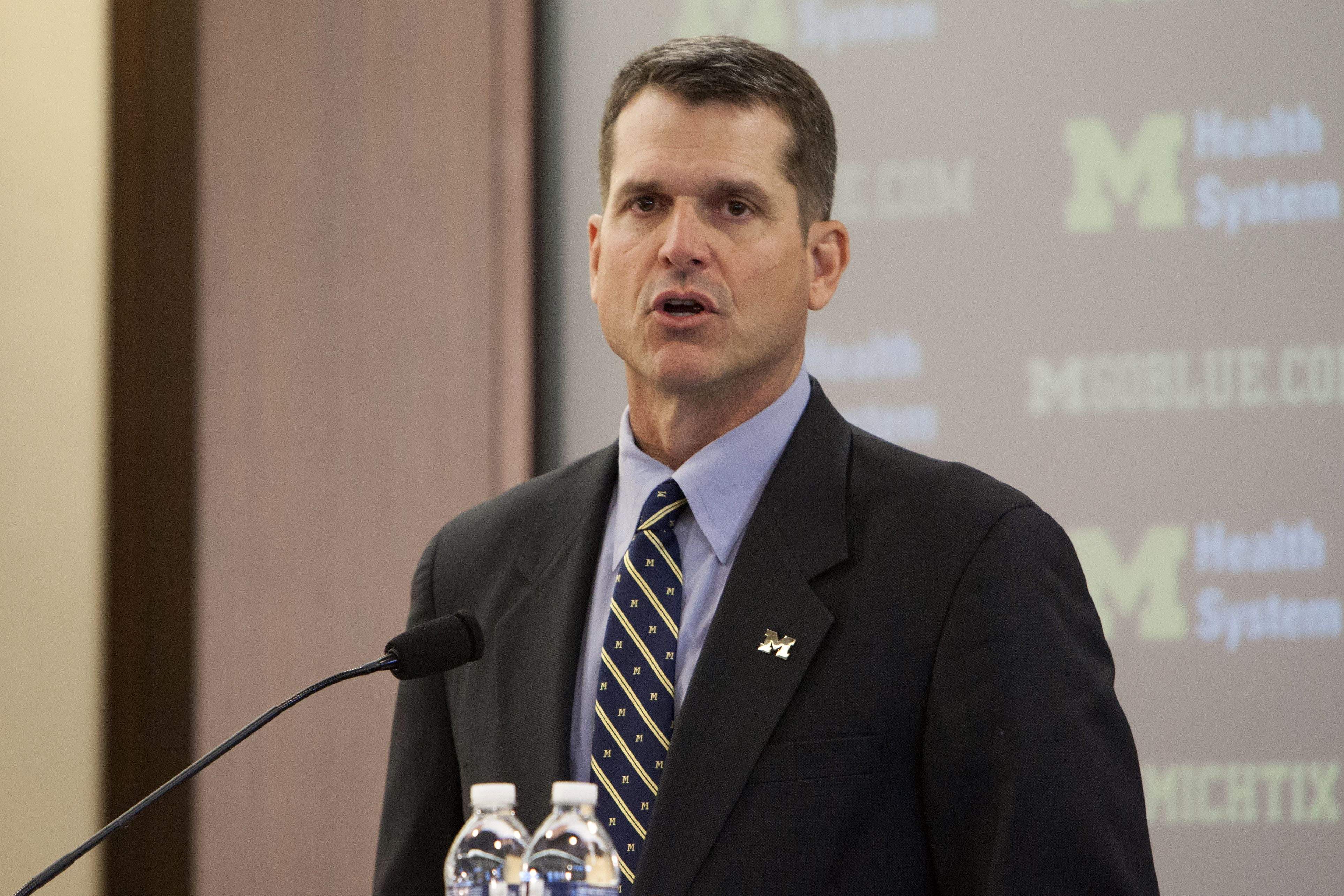Roundup Harbaugh secures full coaching staff Go blue