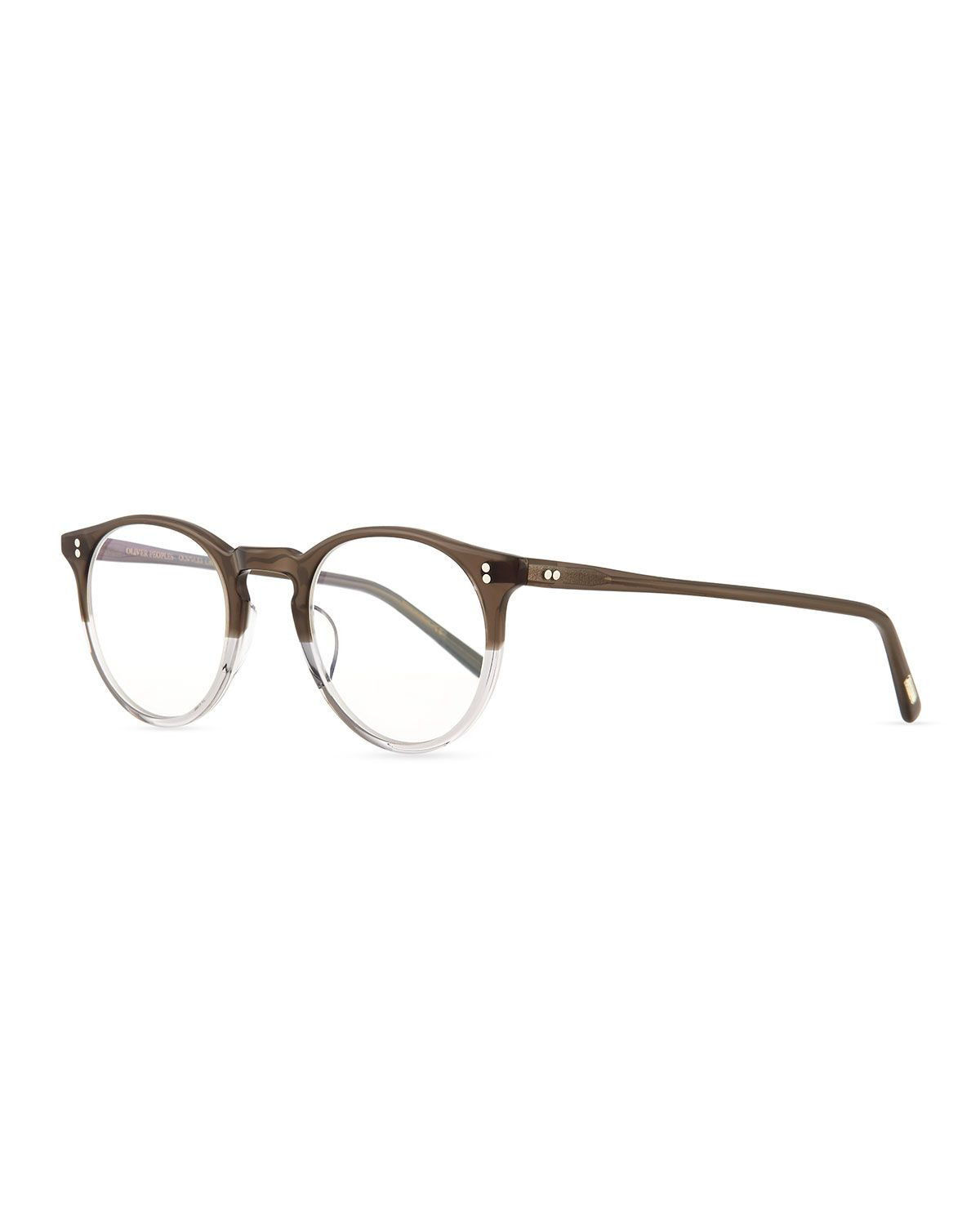 7ce8bfdf414 Oliver Peoples O Malley Round Fashion Glasses