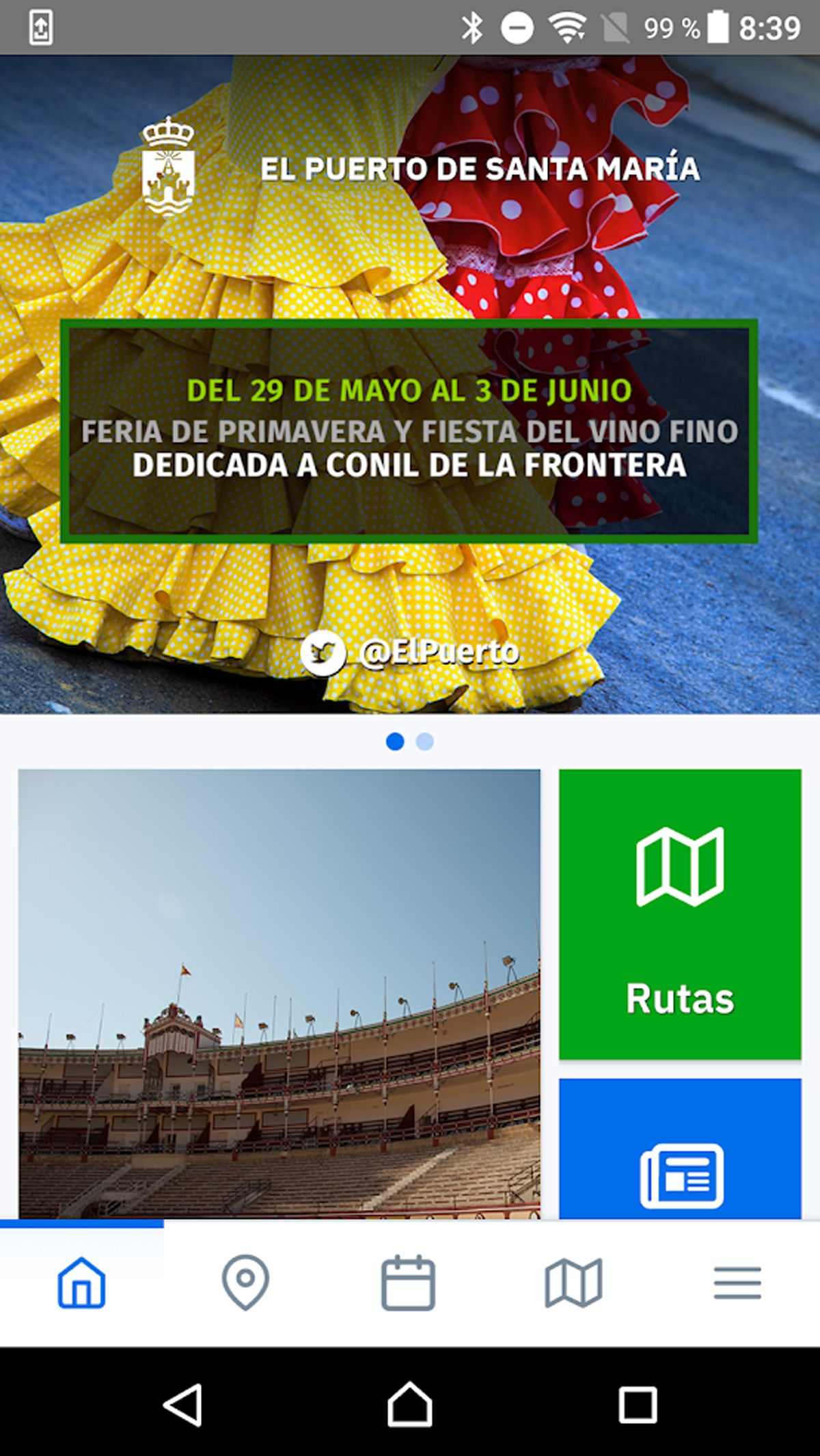 app de El Puerto de Santa María