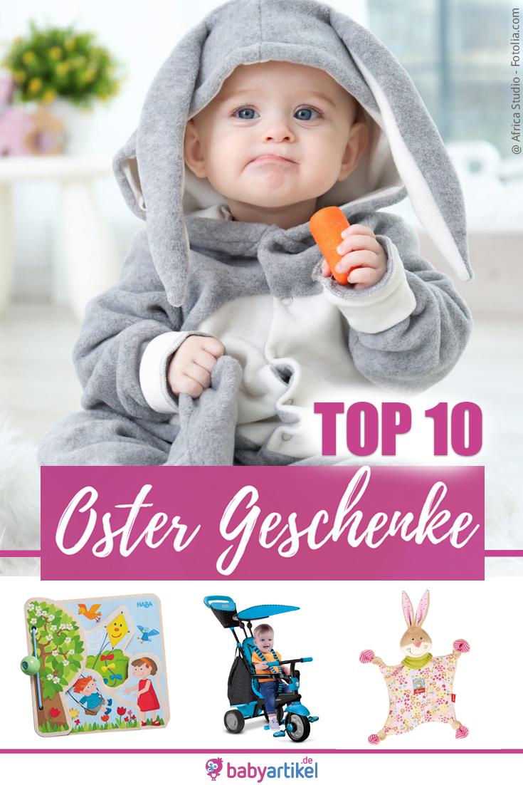 Ostergeschenke für Babys & Kleinkinder: unsere TOP 13