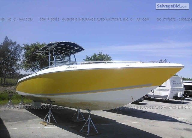 2002 Baja Islander 34 On Online Auction By May 05 2016 Boat