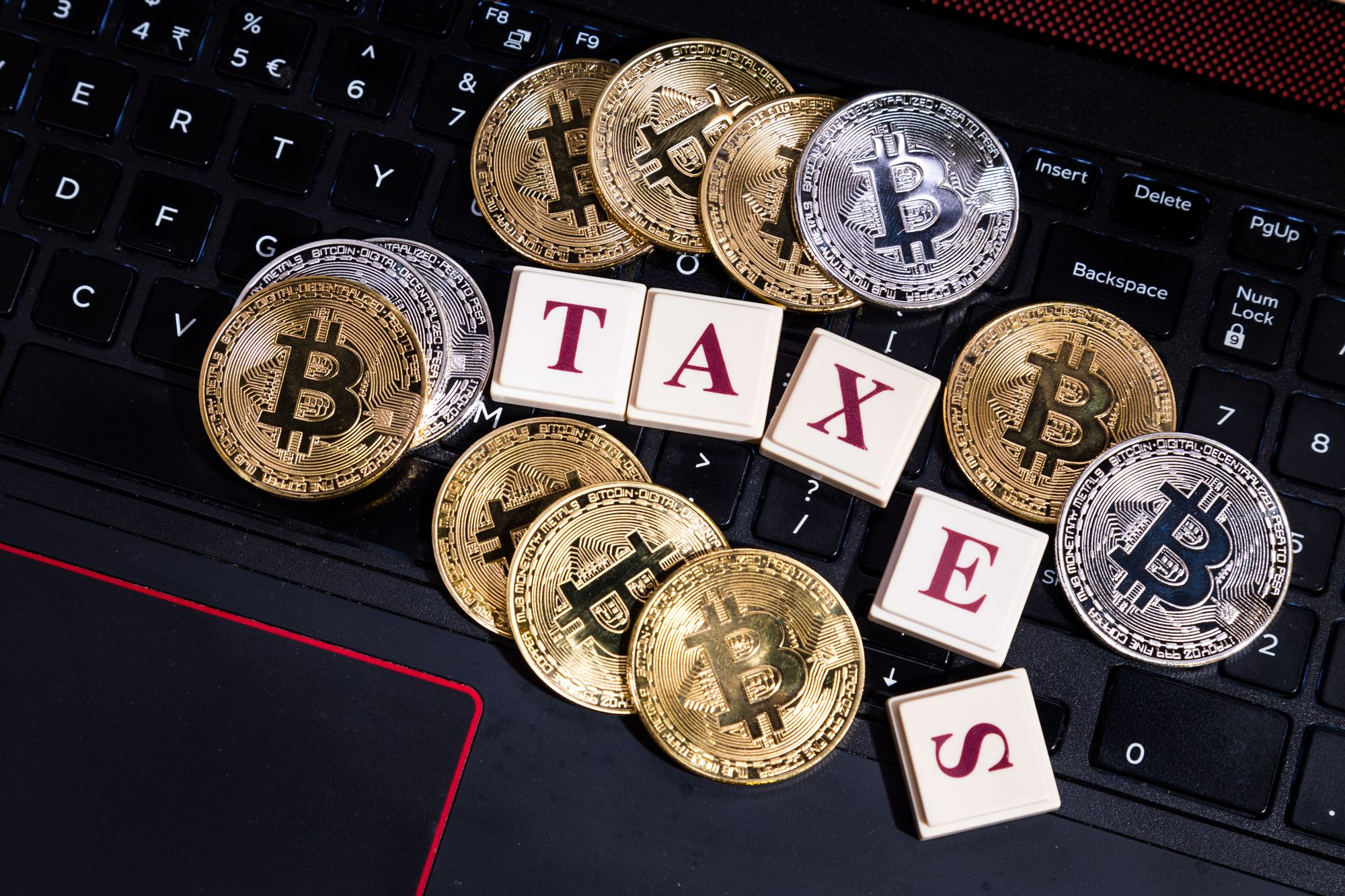 how to tax cryptocurrency