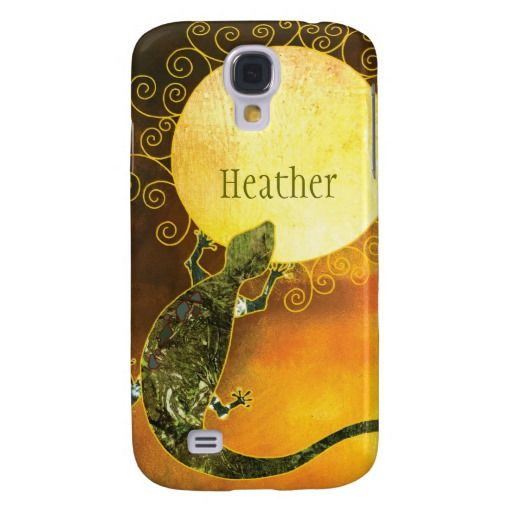 Arizona Lizard   Sun SamSung Galaxy S4 Case-Mate