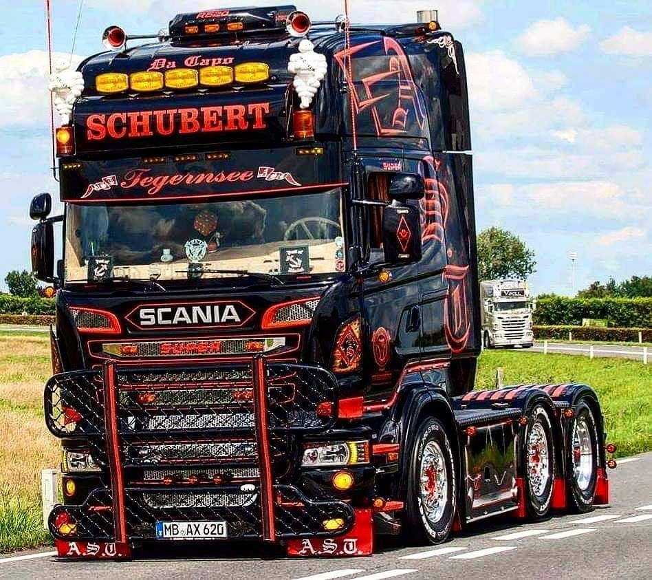 Pin Von Jana Jirakova Auf 3 Trucks In 2020 Lkws Scania Lkw Lkw