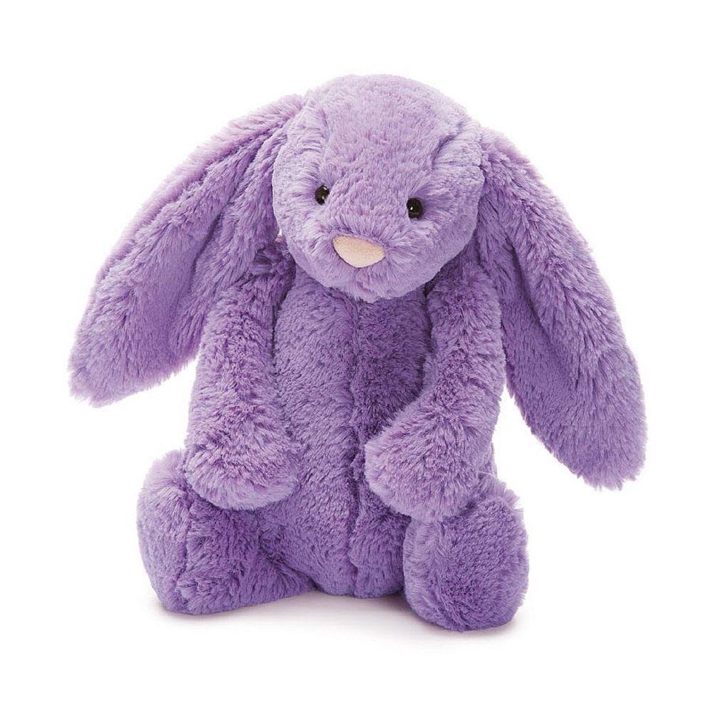 Bashful Iris Bunny Medium By Jellycat London New Bunny Stuffed Animals Jellycat Stuffed Animals Bunny Soft Toy