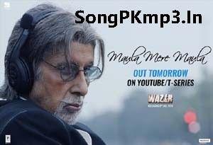 Maula Mere Maula Wazir Mp3 Javed Ali Songs Pk Audio Download