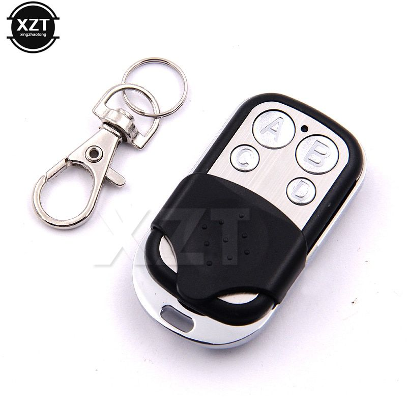 RF 4Ch Remote Control 433Mhz Copy Code Grabber Cloning Electric Gate