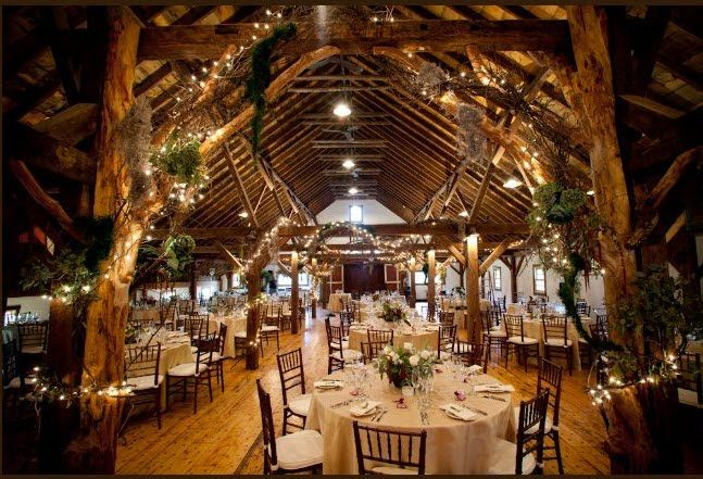 Indoor Ceremony Inspirations: Enchanted+Forest+Wedding+Reception