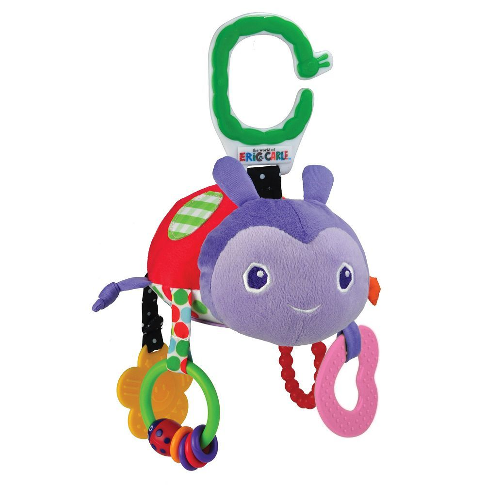 Developmental  Firefly with Light by Kids Preferred World of Eric Carle New,
