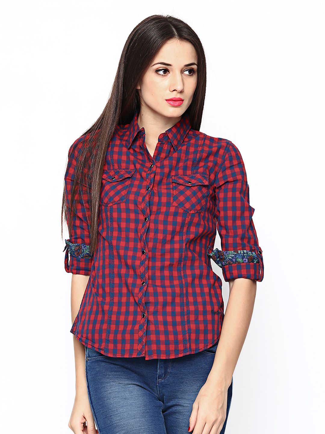 Pepe Jeans Shirts India | Buy Pepe Jeans Shirts Online in India ...