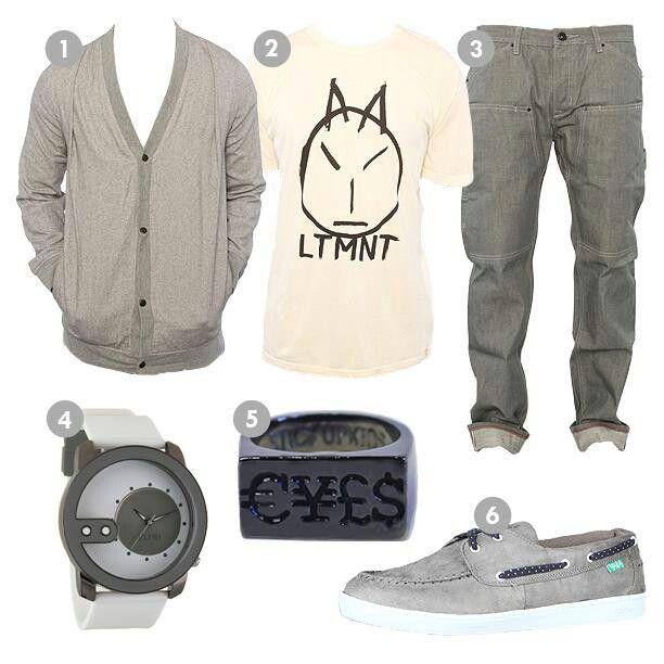 Plndr.com for men's fashion, loving the spring grey.
