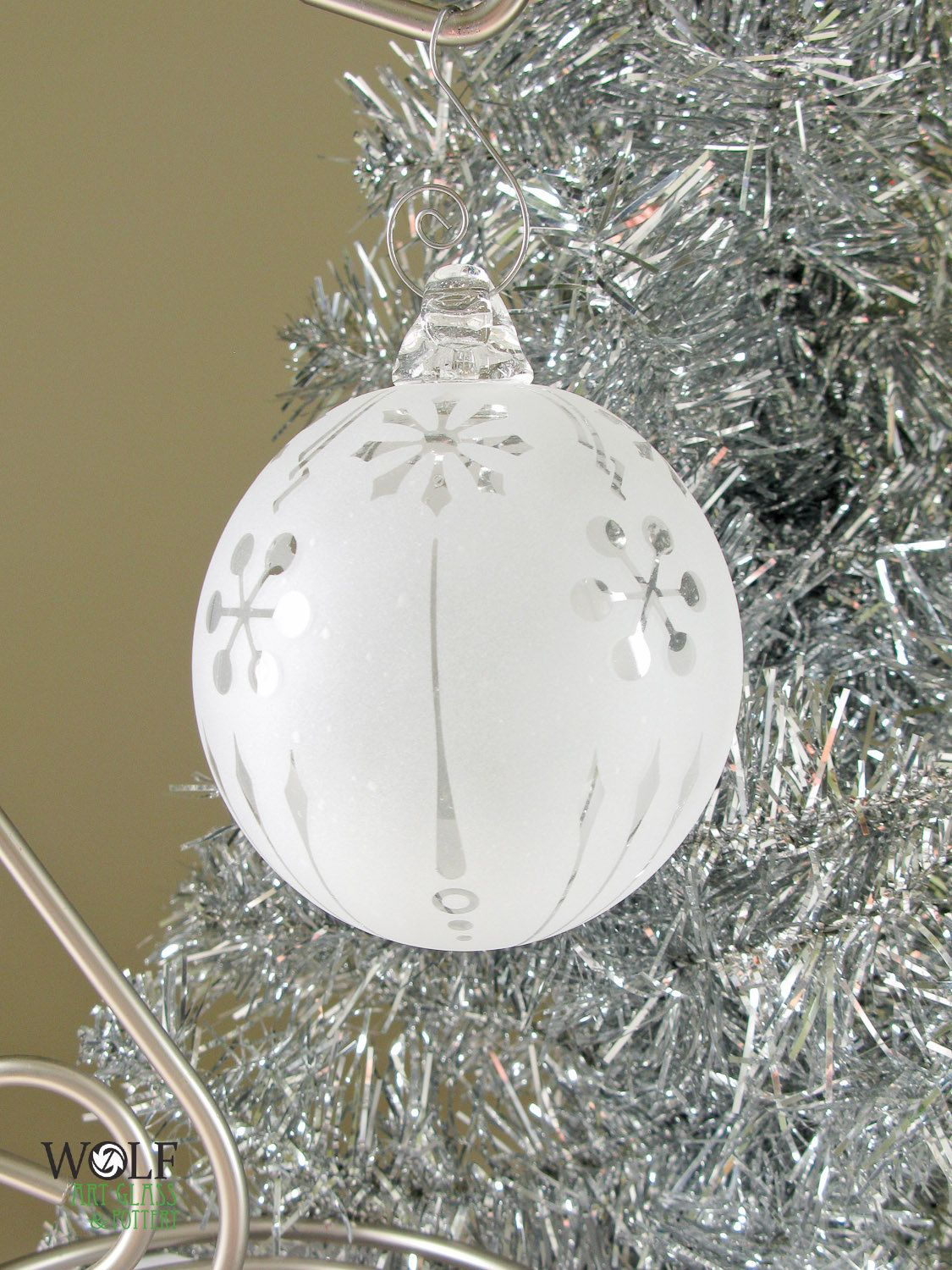 Clear Christmas Bulbs For Crafting