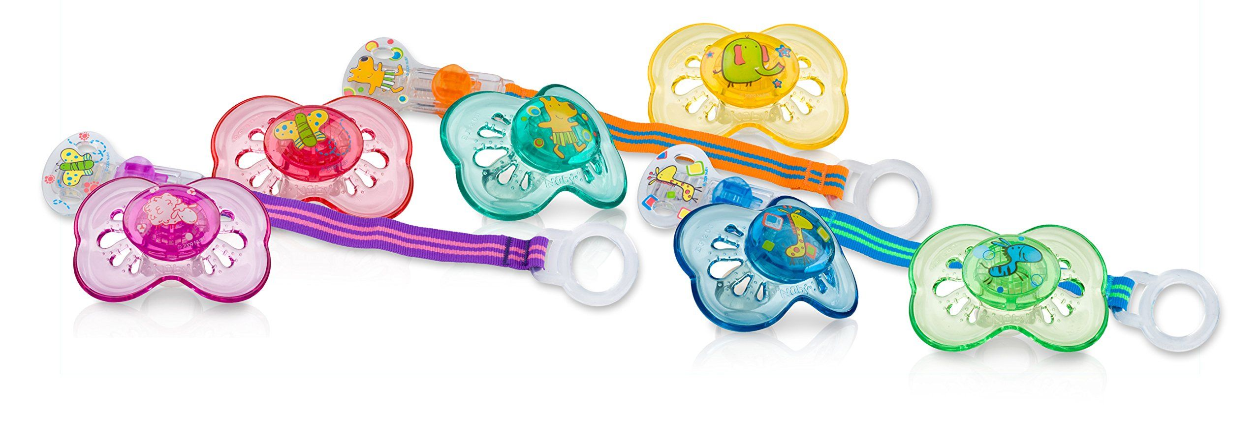 Nuby Pacifinder Combo Set