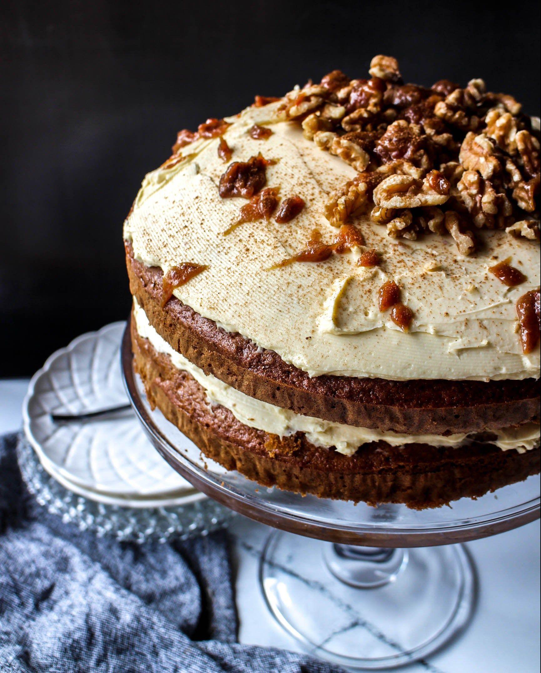 IMG_9613 Cream cheese icing, Cake with cream cheese