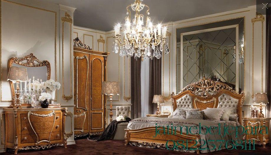 Tempat Tidur Klasik Minimalis Mewah Claudio Merupakan