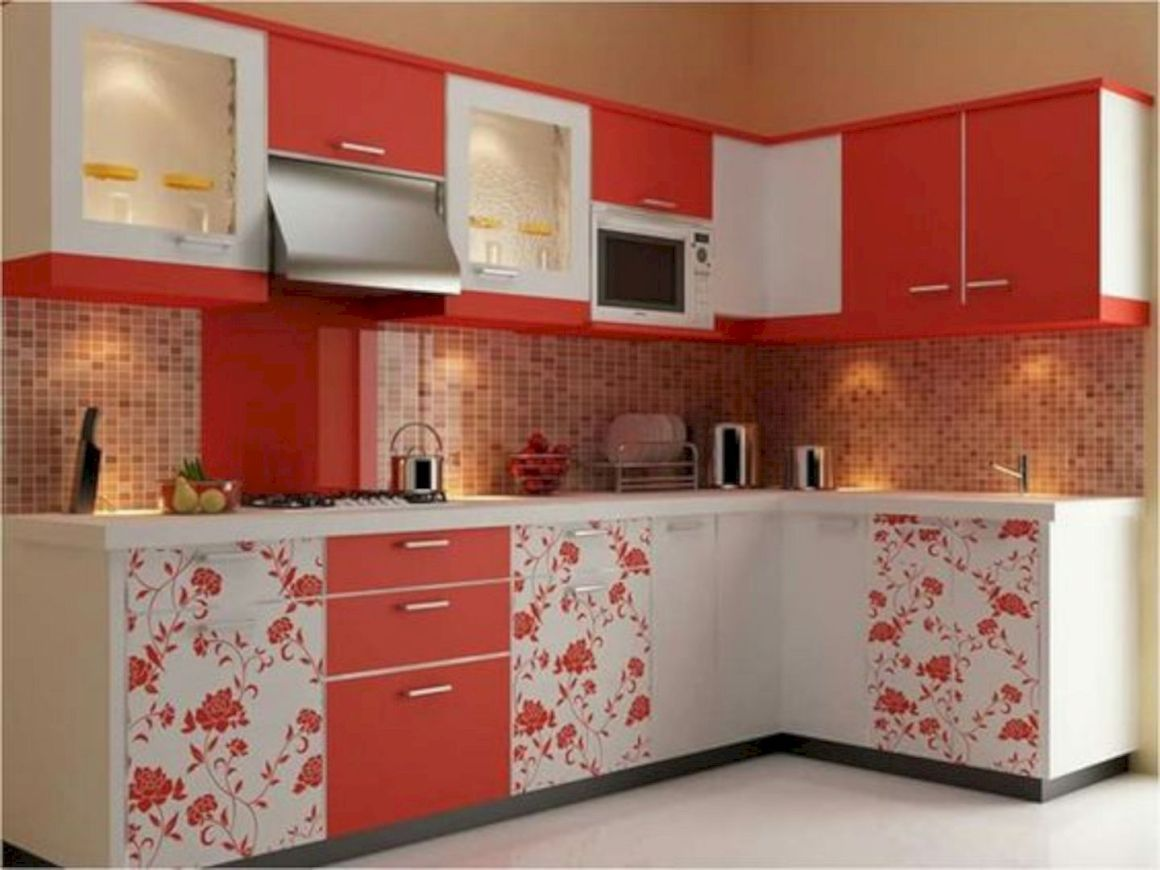 F12 Apartment A New Flat With Minimalist Scandinavian Interior And Modern Architecture Kitchen Modular Italian Kitchen Design Modular Kitchen Cabinets