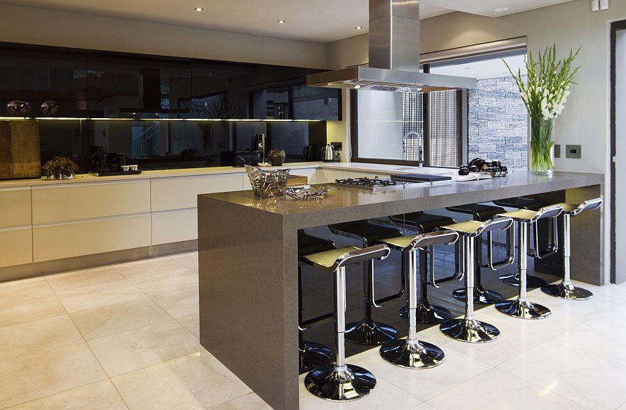 Cucina di lusso da Martini Mobili | Design- arredamenti, ville ...