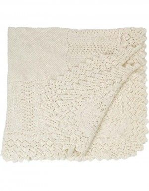 Babysvøb Mary Opskrift the baby blanket or shawl that crown princess mary swept her