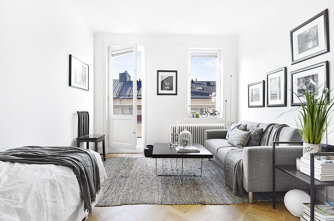 Studio Apartment Decor Inspiration Are You Looking For