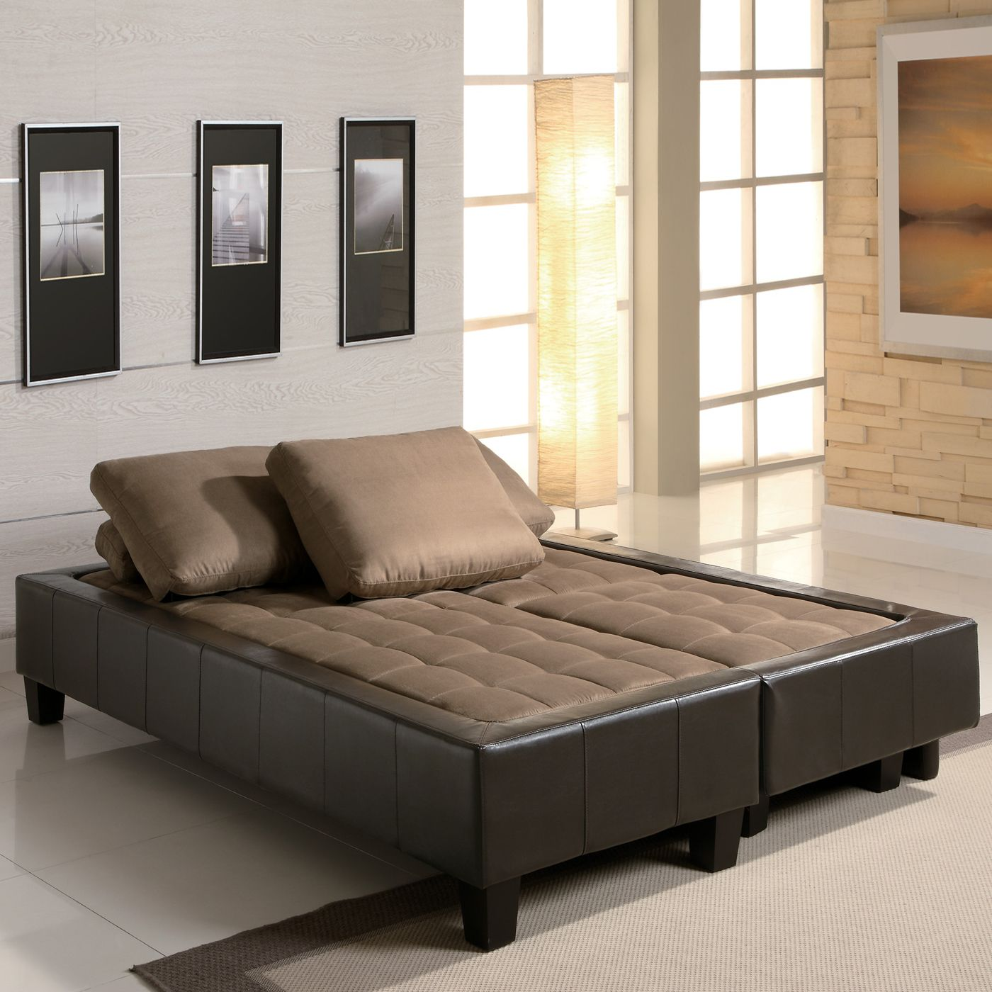 Coaster Fine Furniture Sofa Bed Three Piece Set