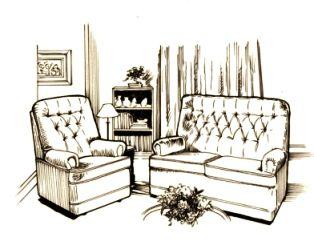 Interior Design Sketch Tips