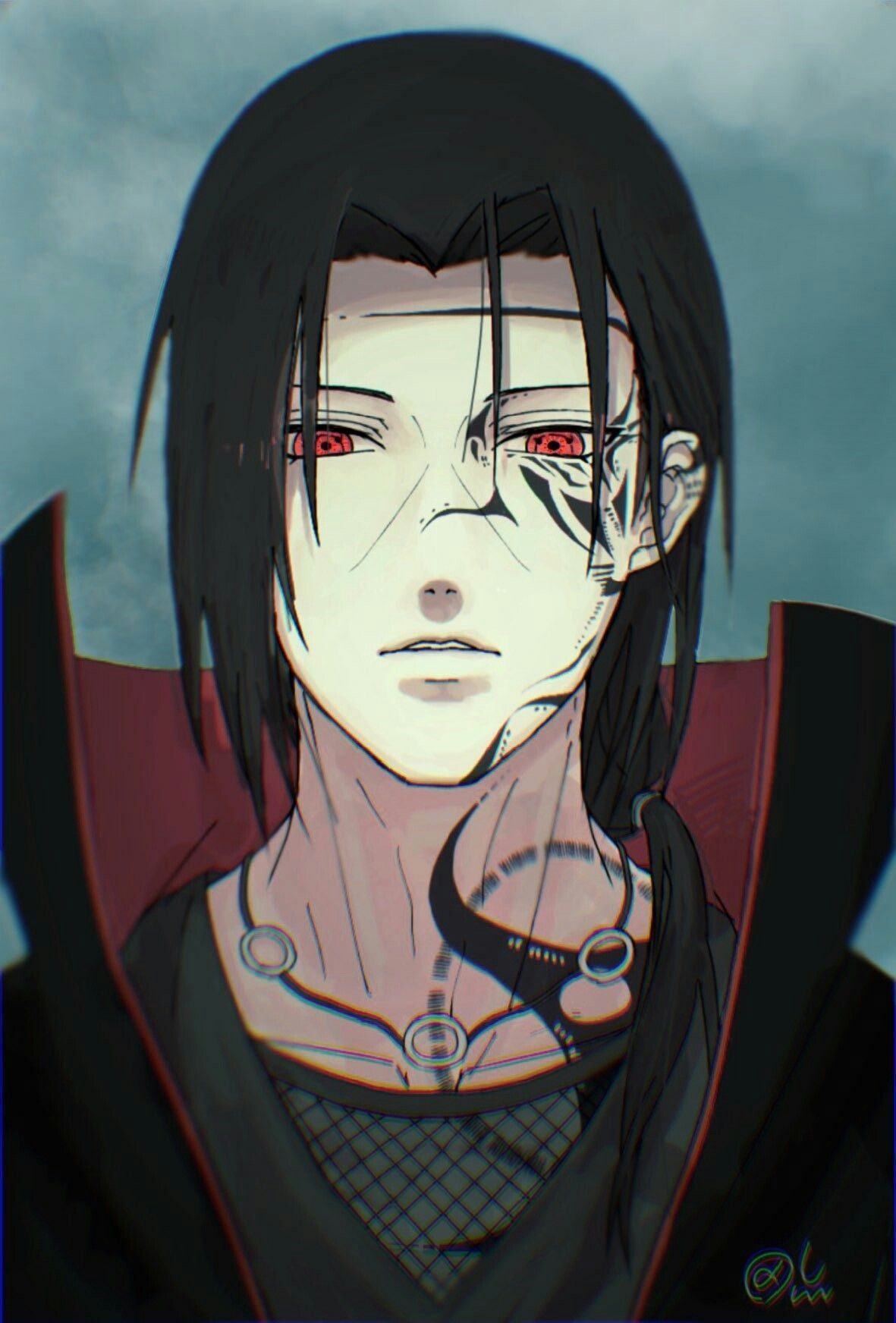 Itachi Has The Most Beautiful Soul Itachi Uchiha Itachi