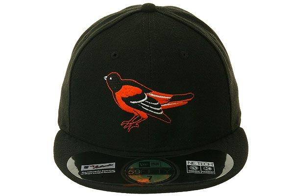 super popular f7c08 bcf97 New Era Authentic Collection Baltimore Orioles 1989 Turn Back The Clock  On-Field Fitted Game Hat