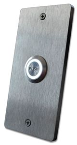 Stainless Steel Rectangle Doorbell Modern Doorbell Doorbell Stainless Steel Doors