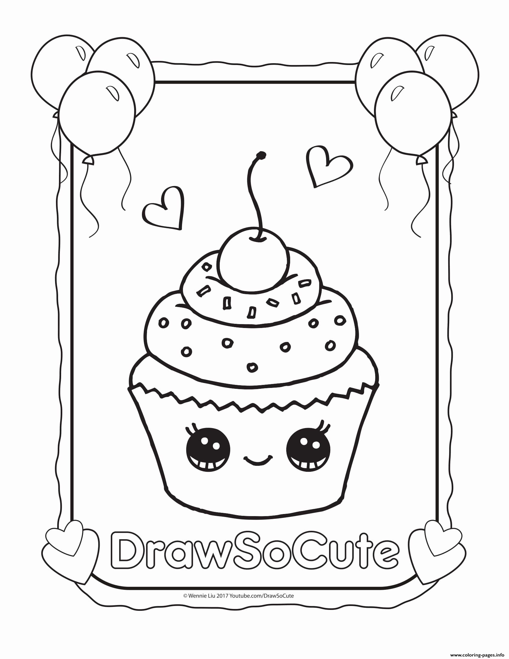 24 Cute Printable Coloring Pages In 2020 Cute Coloring Pages