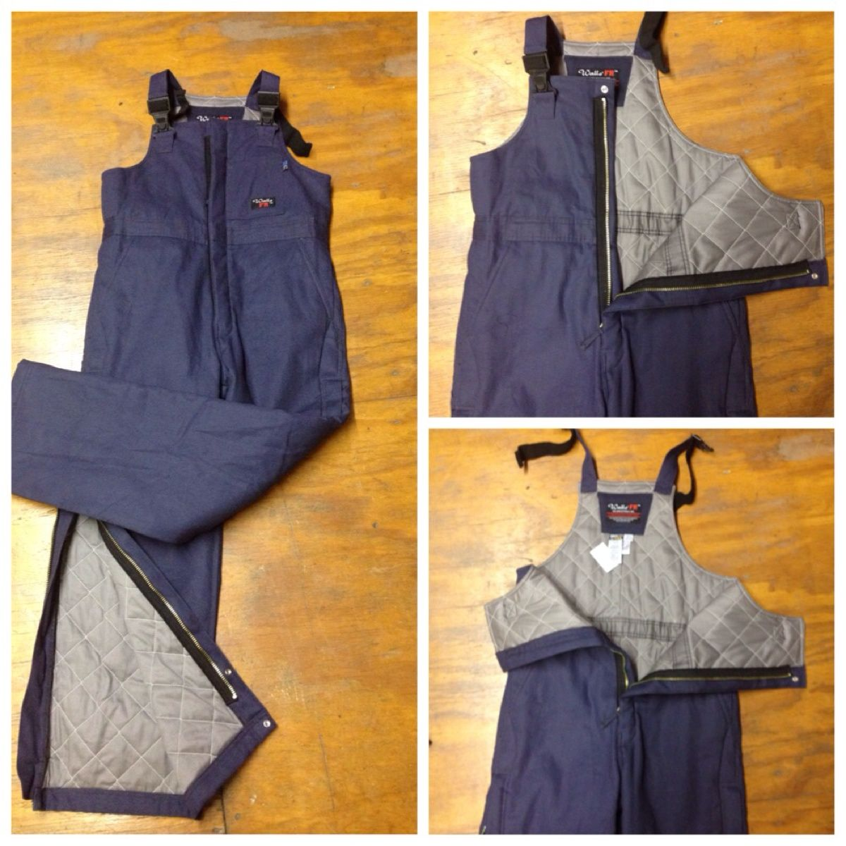 walls fr insulated bib athletic tank tops coveralls on walls coveralls id=55118