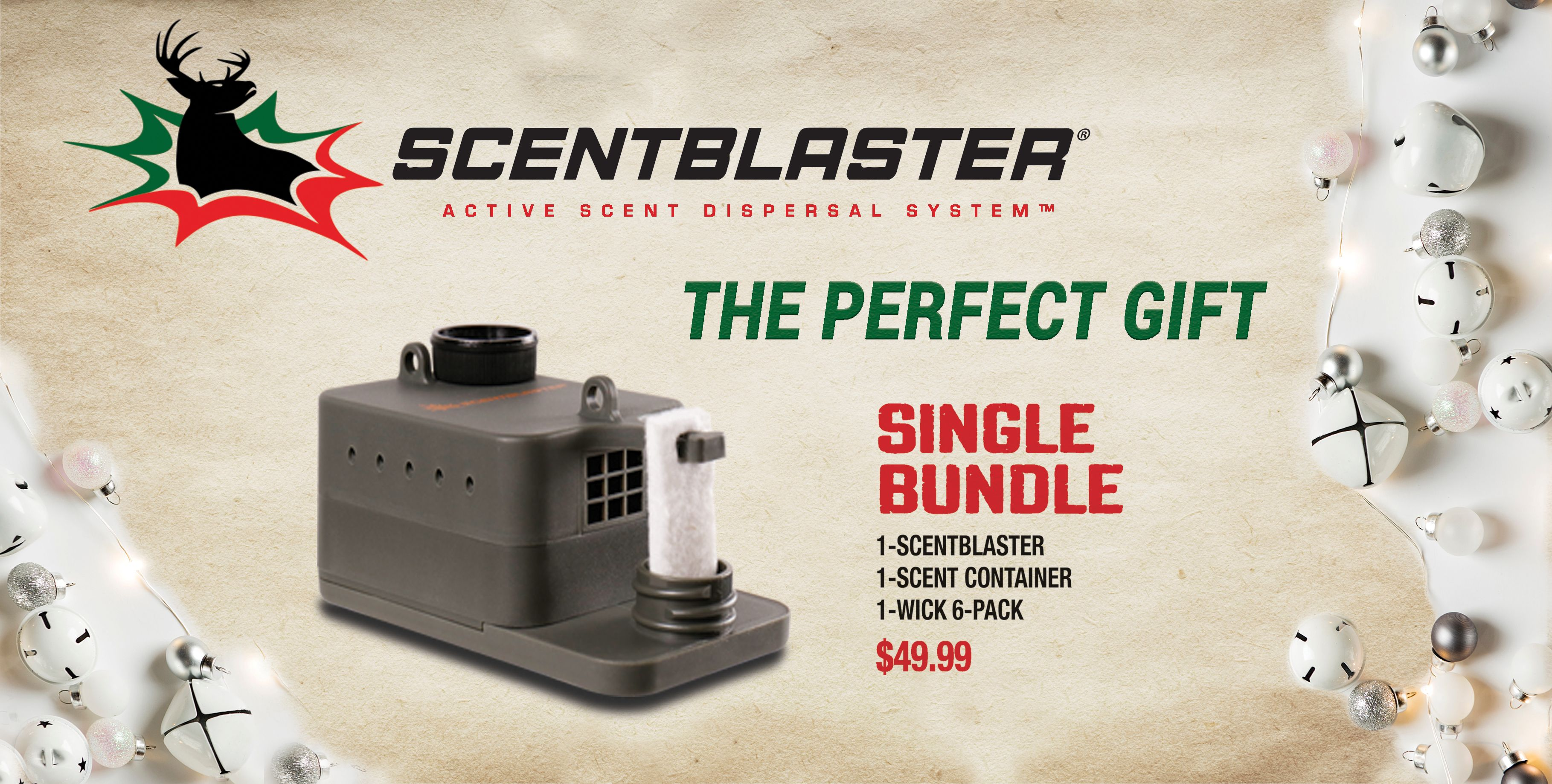 ScentBlaster - The Perfect Gift for the hunter in your life. Single ...