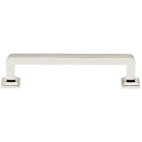 Etonnant Polished Nickel 4 Inch Pull Alno Pulls Drawer Cabinet Hardware U0026 Knobs  Kitchen