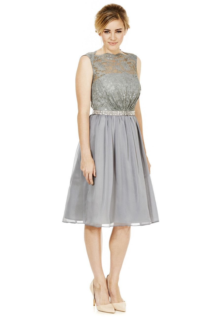 clothing at tesco f f signature embellished belt lace