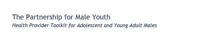 Health Provider Checklist for Adolescent and Young Adult Males