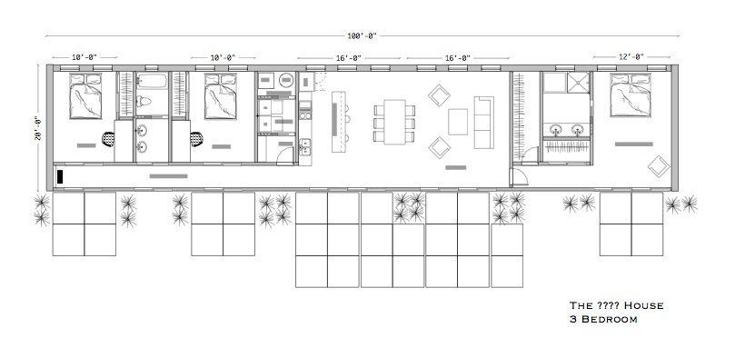 earth bermed home designs
