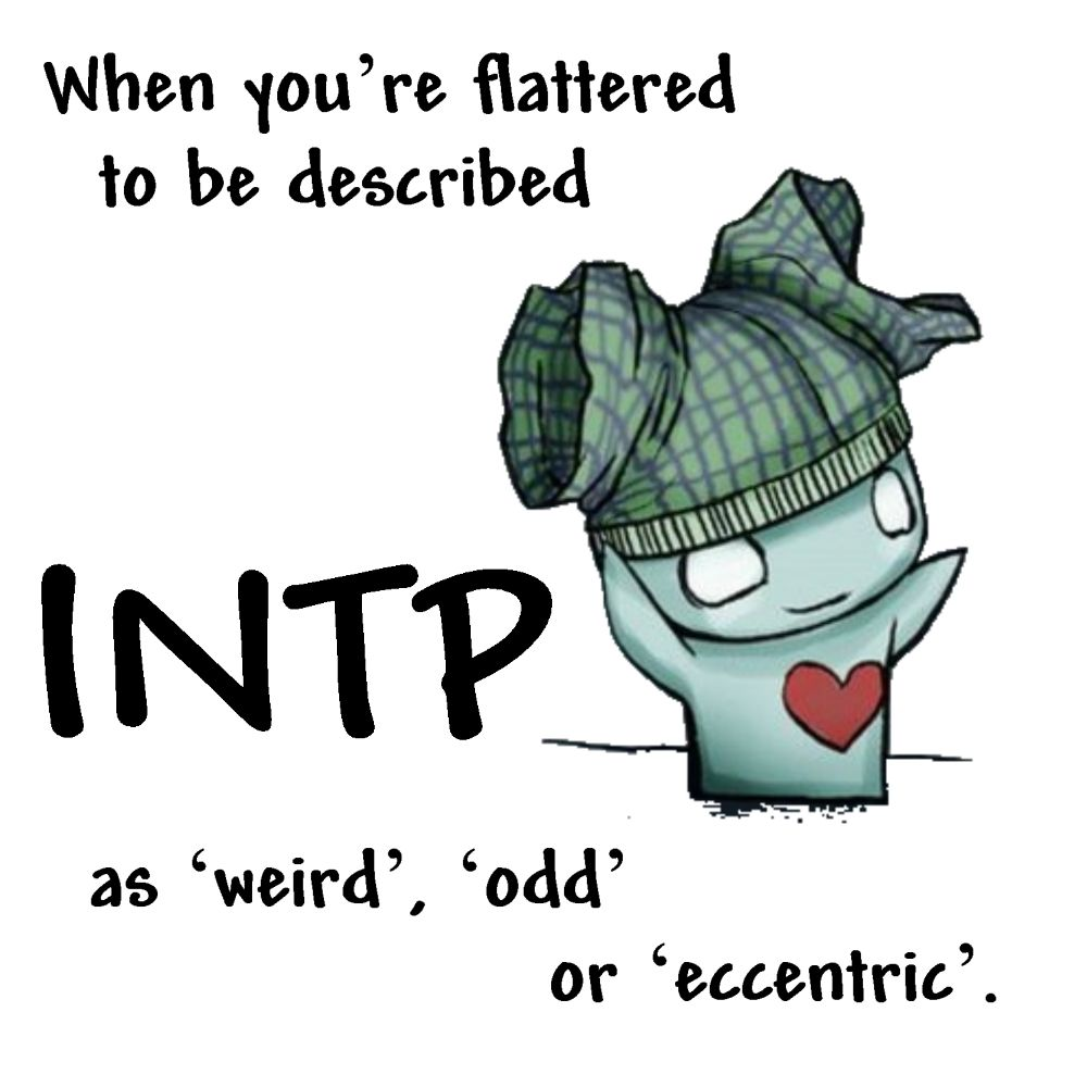 Yesss  love it, love everything about it! | INTP personality Types