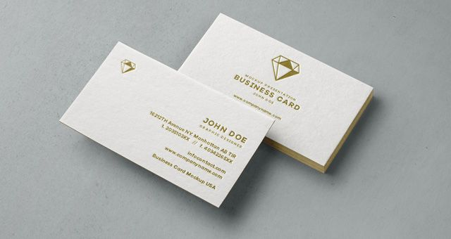 Business Cards Mockup Template Vol31 Business Card Mock Up Business Cards Mockup Psd Business Card Psd