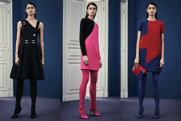 Versace Pre Fall 2015