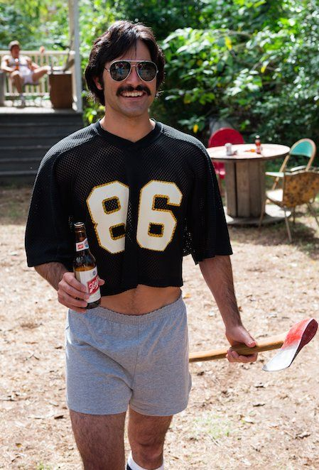 Tyler Hoechlin As Glen Mcreynolds In Everybody Wants Some