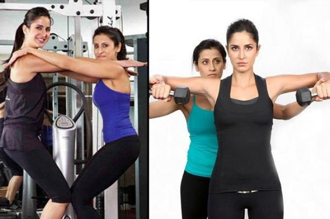 Katrina Workout And Diet Plan Katrina Kaif She Is One Of The Few Bollywood Divas Who Look Beautiful And F Workout Routine Simple Skincare Routine Katrina Kaif