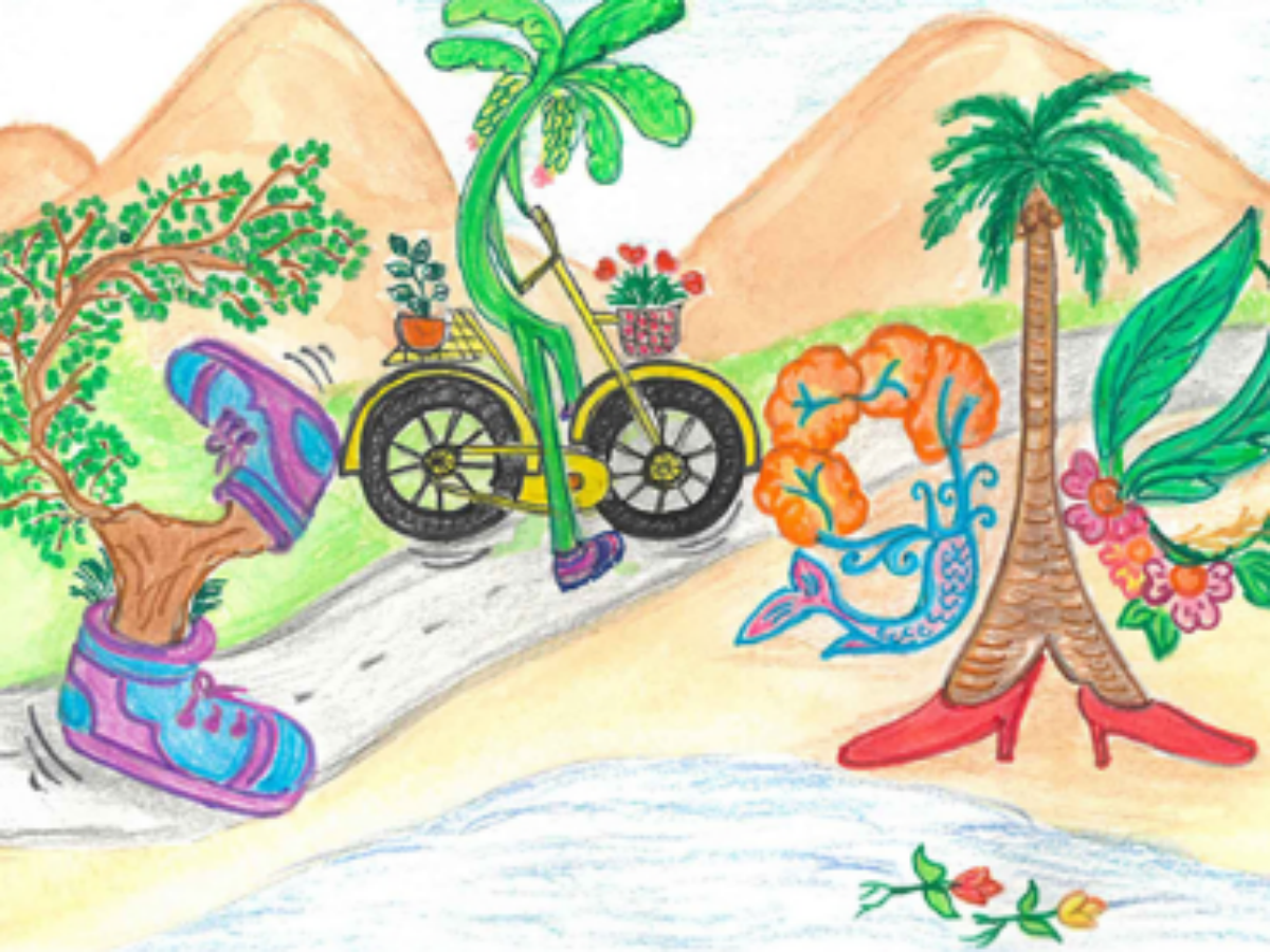 Google celebrates Children's Day with a doodle from India