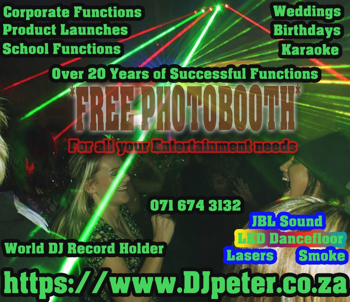 Pin By Dj Peter On 30 Year Old Birthday Party Ideas Themes Dj Record World Records